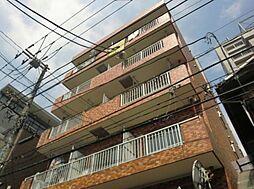 神奈川県横浜市神奈川区新町の賃貸マンションの外観