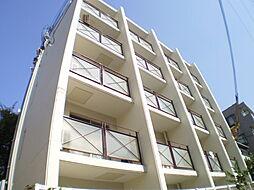 兵庫県神戸市東灘区御影中町6の賃貸マンションの外観