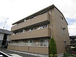 大阪府八尾市刑部3丁目の賃貸アパートの外観
