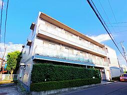 埼玉県朝霞市三原1丁目の賃貸マンションの外観