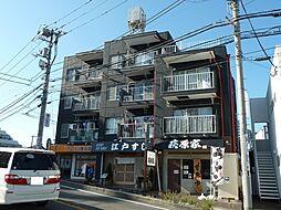 青木ビル[3階]の外観