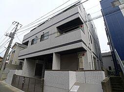 CREW HOUSE 東松戸[4階]の外観