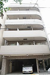 神奈川県横浜市神奈川区東神奈川1丁目の賃貸マンションの外観