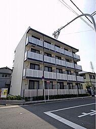 大阪府摂津市東一津屋の賃貸アパートの外観