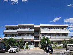 埼玉県川口市江戸3丁目の賃貸マンションの外観