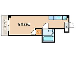 メゾンリキ[2階]の間取り