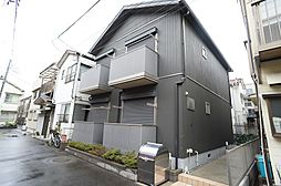 東京都葛飾区東新小岩5丁目の賃貸アパートの外観