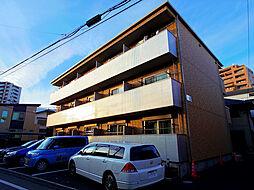 埼玉県所沢市くすのき台3丁目の賃貸マンションの外観
