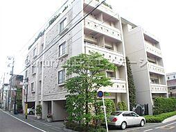 東京都大田区東雪谷2丁目の賃貸マンションの外観