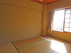 和室6畳 収納あり