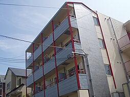 モンテメール学園前[2階]の外観