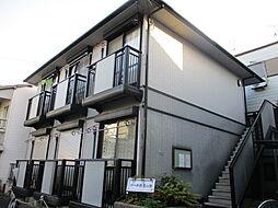 大阪府寝屋川市長栄寺町の賃貸アパートの外観