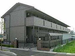 富山県富山市下新町の賃貸アパートの外観