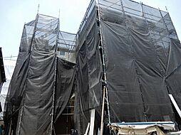 仮称)ハーモニーテラス遠里小野6丁目 B棟[2階]の外観