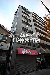 ポートビル坂本[3階]の外観