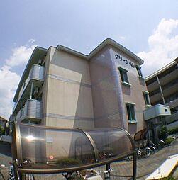 京都府京都市下京区西七条石井町の賃貸マンションの外観