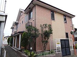 福岡県福岡市東区三苫1丁目の賃貸アパートの外観
