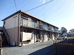 内山コーポ B棟[201号室]の外観