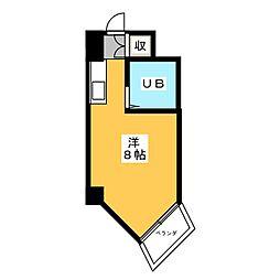 柊五番館[2階]の間取り
