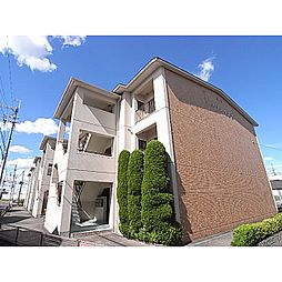 奈良県橿原市内膳町3丁目の賃貸マンションの外観