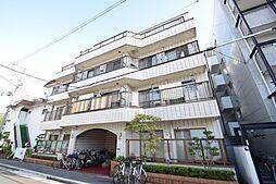 パ-クサイドマンションSAOMOTO[3階]の外観