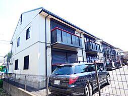 千葉県松戸市五香西3丁目の賃貸アパートの外観