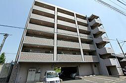 福岡県北九州市戸畑区千防3丁目の賃貸マンションの外観