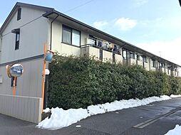 EAST NONAMI 弐番館[2階]の外観