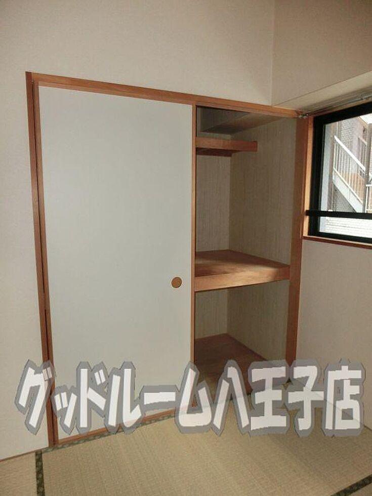 収納(セザール京王八王子の写真 お部屋探しはグッドルームへ)
