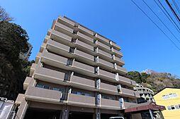兵庫県神戸市垂水区塩屋町字大谷の賃貸マンションの外観