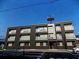 埼玉県戸田市笹目4丁目の賃貸アパートの外観