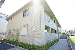 ルネットAdachi弐番館[105号室]の外観