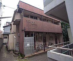 京都府京都市右京区西院三蔵町の賃貸アパートの外観