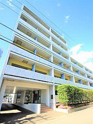 宮城県仙台市若林区大和町3丁目の賃貸マンションの外観