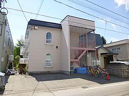 エクセレントハウス[202号室]の外観