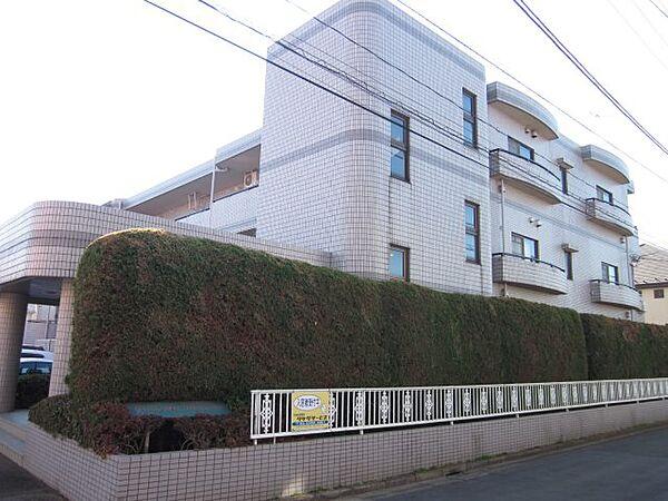 グリーンアートマンション[0203号室]の外観