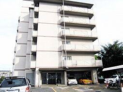 パークサイドTANAKA[1階]の外観