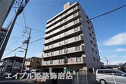 兵庫県姫路市国府寺町の賃貸マンションの外観