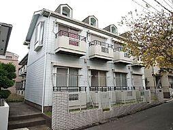 サンパレス勝田台参番館[1階]の外観