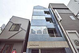 片岡ハウス[4階]の外観