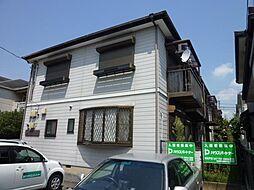 [テラスハウス] 千葉県松戸市西馬橋広手町 の賃貸【/】の外観
