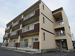 滋賀県守山市二町町の賃貸マンションの外観