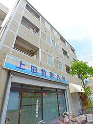 東京都大田区多摩川1丁目の賃貸マンションの外観