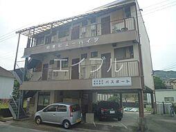 朝倉ビューハイツ[2階]の外観