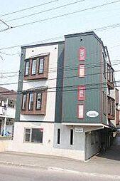 カーム澄川[2階]の外観