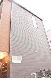 東京都板橋区小豆沢2丁目の賃貸アパートの外観