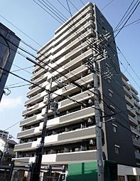 大阪府大阪市北区中崎2の賃貸マンションの外観