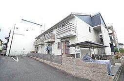 愛知県名古屋市中川区南脇町3の賃貸アパートの外観