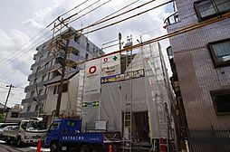 神奈川県川崎市川崎区元木1丁目の賃貸アパートの外観
