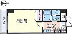 第二川崎スパマンション(広々洋室、オススメ)[902号室]の間取り
